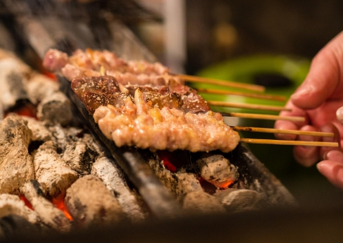 Students are welcome!!  Part-time job at a Yakitori resutaurant
