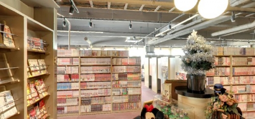 【Urgent】You like MANGA!? Try working at our Net Cafe in Hirai!